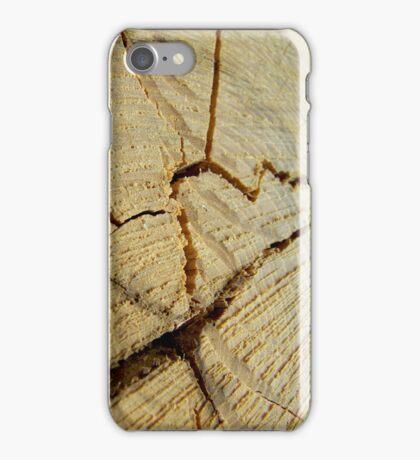 CHOPPED WOOD - IPHONE CASE iPhone Case/Skin