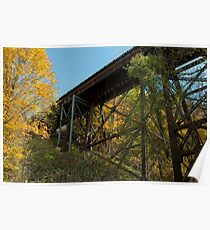 Trestle To Fall Poster