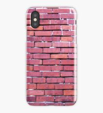 LITTLE RED BRICKS - IPHONE CASE iPhone Case/Skin
