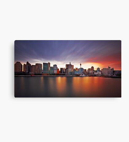Only Three Minutes Canvas Print