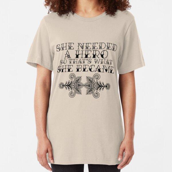 A Hero Slim Fit T-Shirt