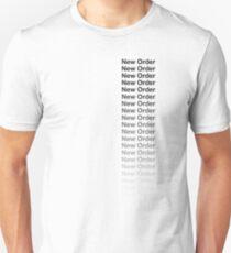 New Order New Order New Order  Unisex T-Shirt
