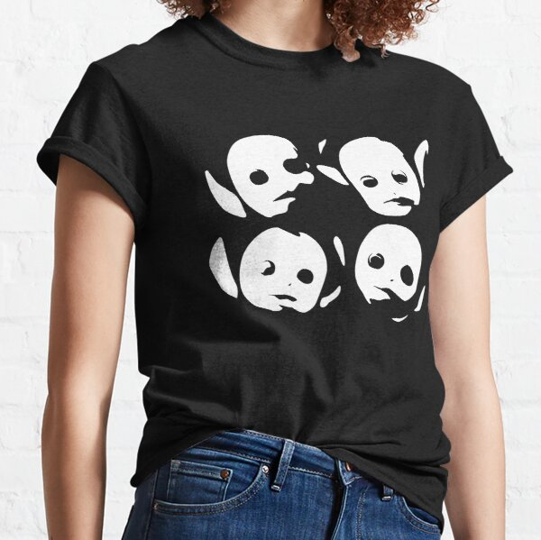 TELETUBBIES COMPLET T-shirt classique