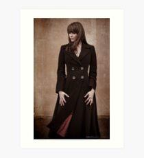 Amanda Tapping - Actors Studio Limited Edition Series Print [A10] Art Print