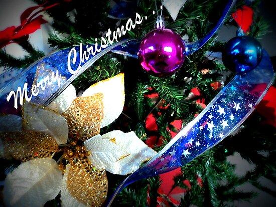 Merry Christmas, folks! by mariatheresa