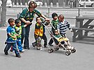Extreme child care by awefaul