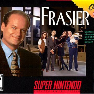 Frasier Fantasy VI by JohnnyWoodBoy