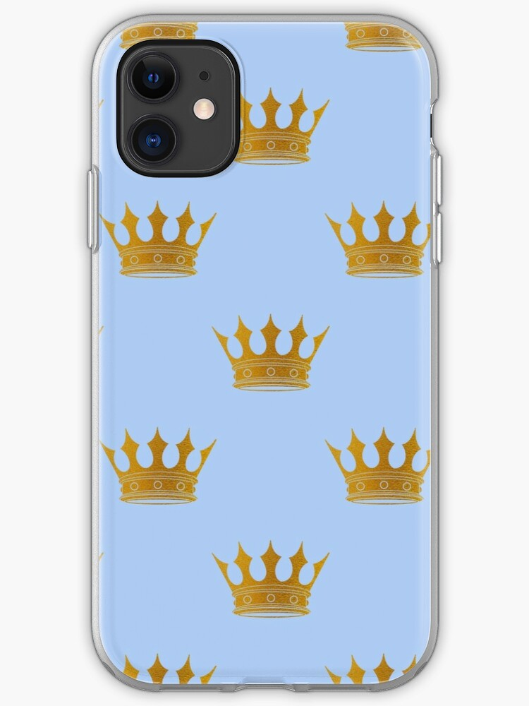 Crown Prince iPhone 11 case