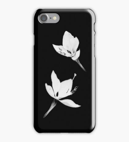 White|Black [iPhone / iPod Case] iPhone Case/Skin