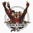 Escape to Victory by colourfreestyle