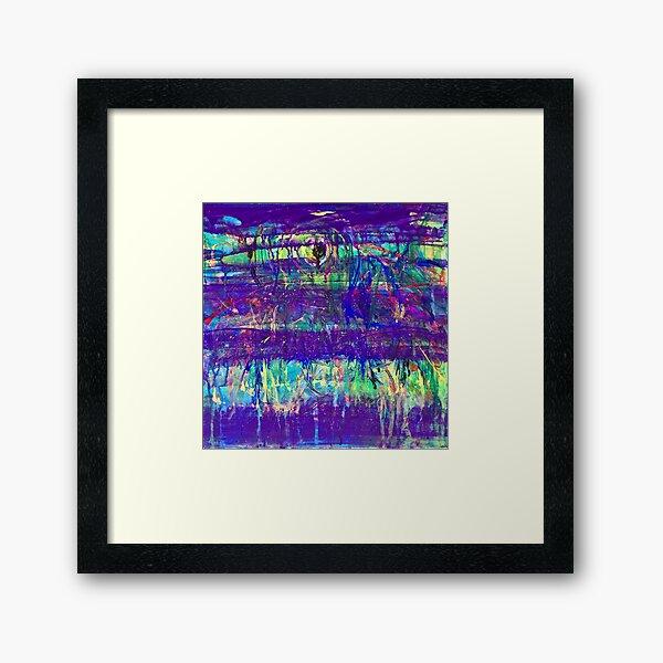 Vortex of Imagination Framed Art Print