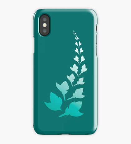 Teal [iPad / iPhone / iPod Case] iPhone Case/Skin