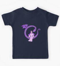 Princess and Dragon Kids Tee