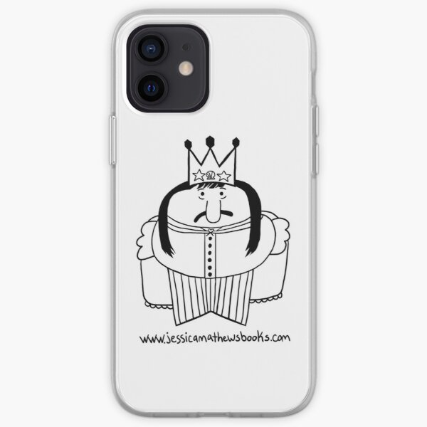 THE FISH KING iPhone Soft Case