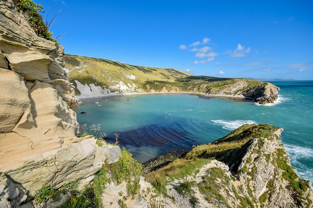 Lulworth Cove, Dorset, UK by Luke Farmer