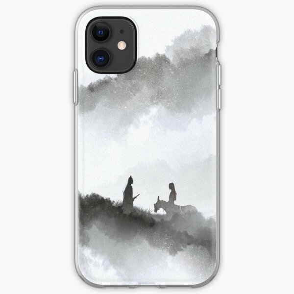 Our Journey Together Just Began - The Untamed iPhone Soft Case