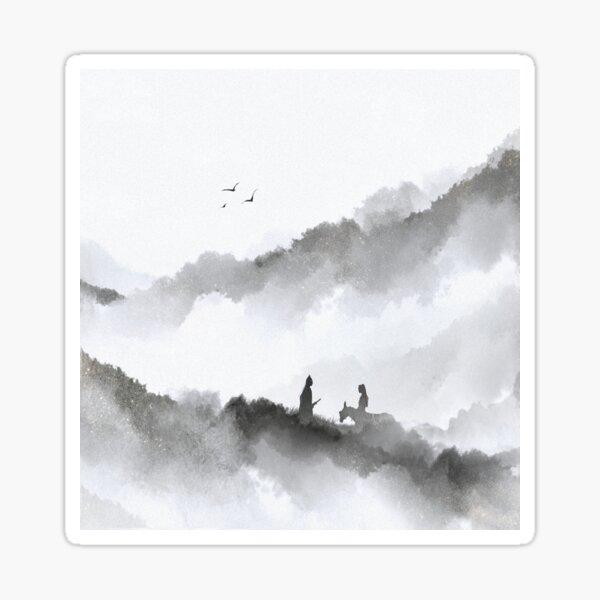 Our Journey Together Just Began - The Untamed Sticker