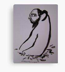 Zen Meditation Canvas Print