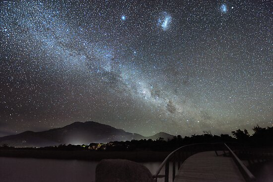 Bridge to the Stars by Alex Cherney