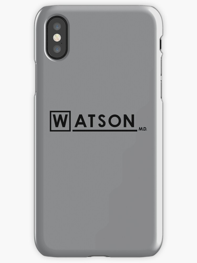 WATSON M.D. by perdita00