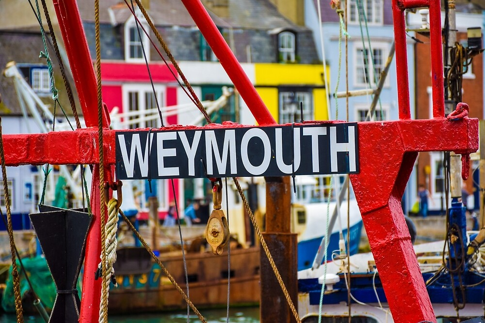 Weymouth Harbour, Dorset, UK by Luke Farmer