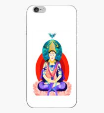 Lotus Flower -Dainichi Nyorai iPhone Case