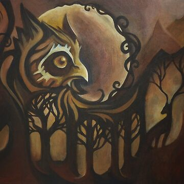 Spirits of the Forest by MelColley