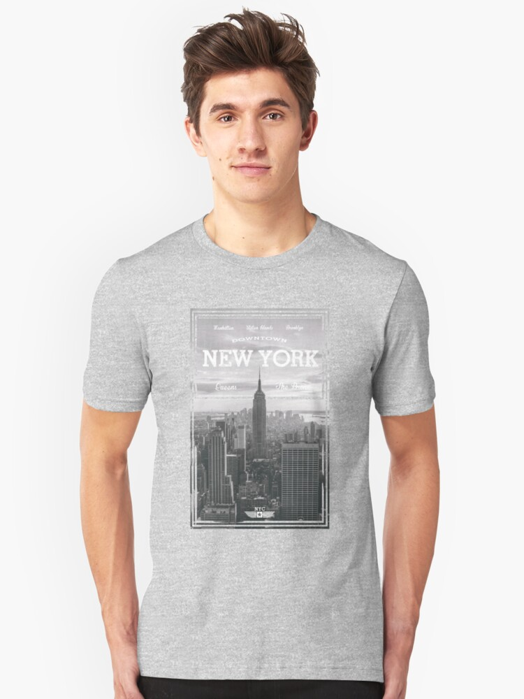 NYC Unisex T-Shirt Front