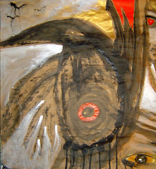 crow field 17 by arteology
