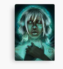 Underwater Mystic Canvas Print