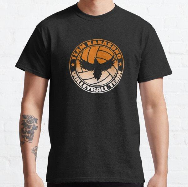 Team Karasuno Haikyuu Volleyball Team Classic T-Shirt