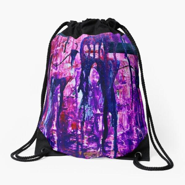 The Hanging Garden Drawstring Bag