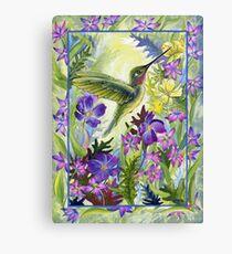 Wild Nectar Canvas Print