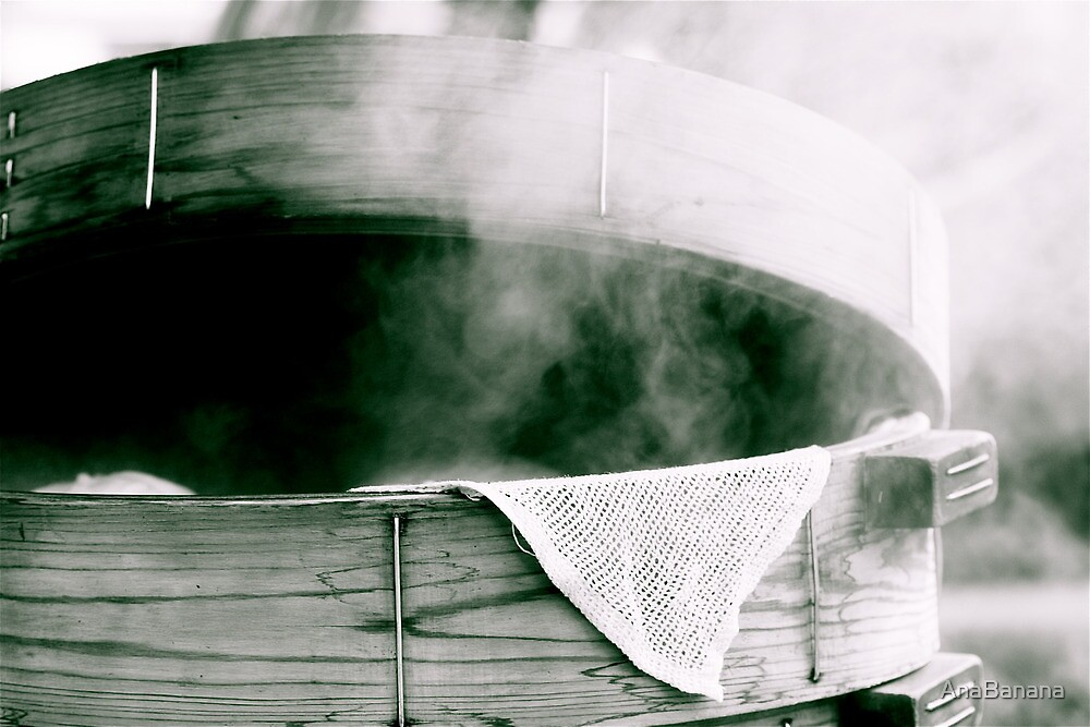 Steam by AnaBanana