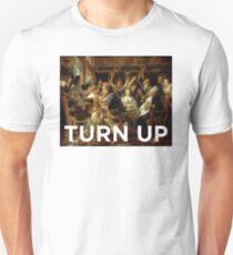 Turn Up Unisex T-Shirt