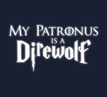 """My Patronus is a Direwolf"""