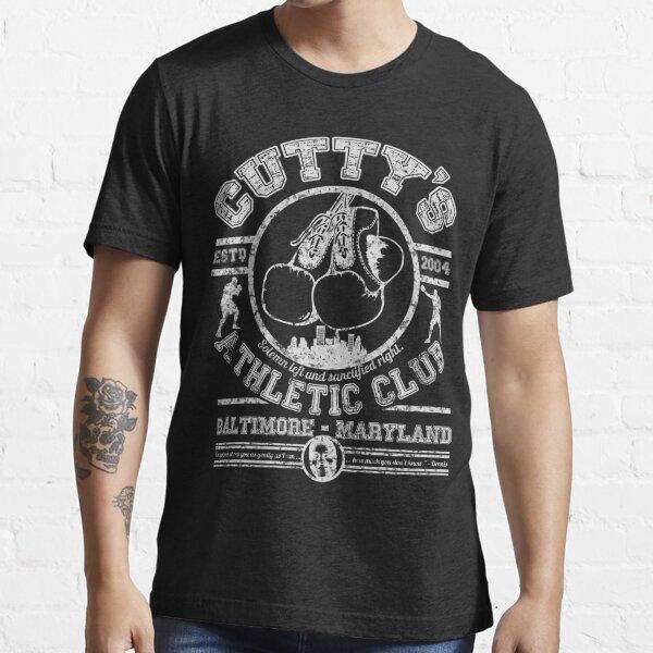 Cutty's Athletic Club Essential T-Shirt