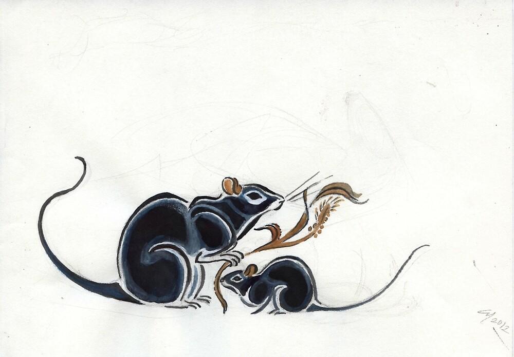 Mice by Unita-N