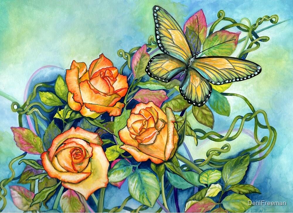 Beautiful Wings by DeniFreeman