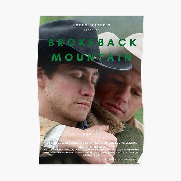 BROKEBACK MOUNTAIN POSTER Poster