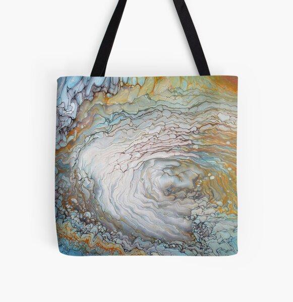 Dream a Dream All Over Print Tote Bag