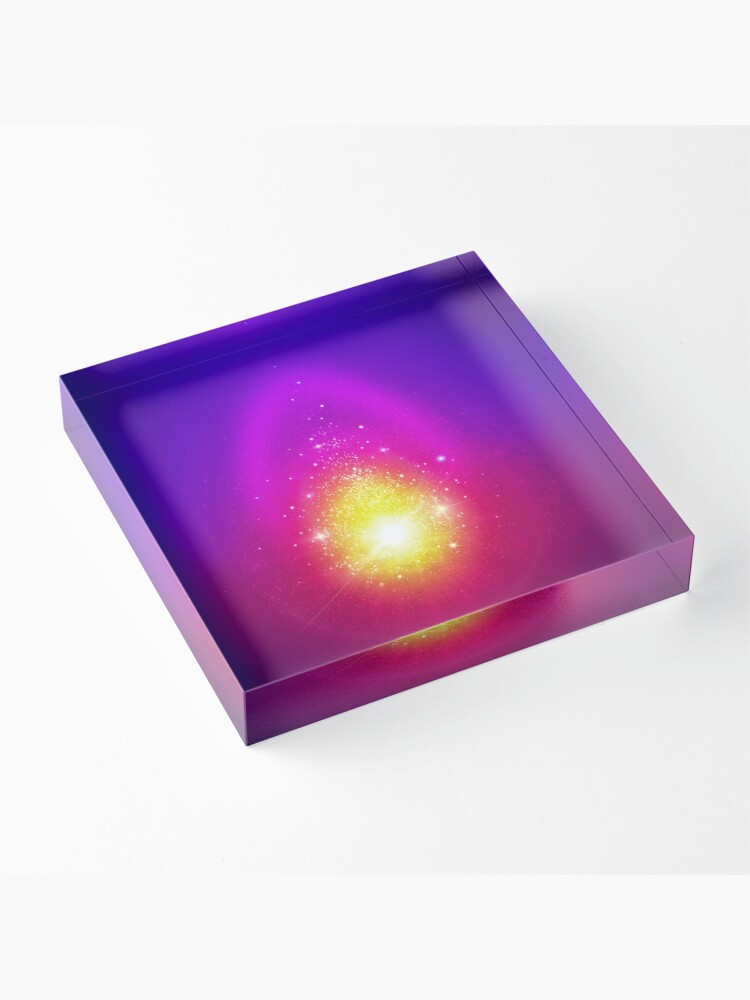 Alternate view of ALL Self Acrylic Block