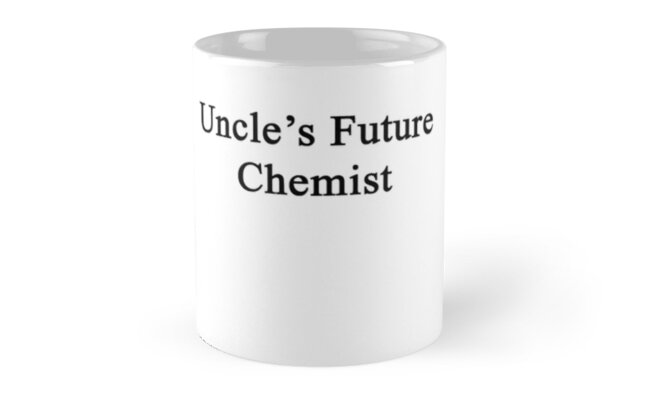 Uncle's Future Chemist  by supernova23