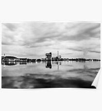 Aalborg Harbor #01 Poster