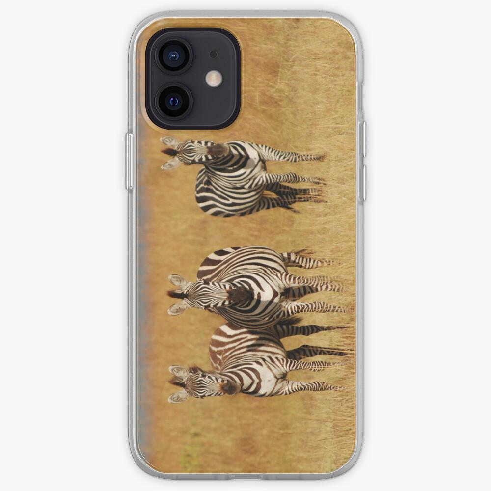 Masai Mara Zebra iPhone cover iPhone Case & Cover