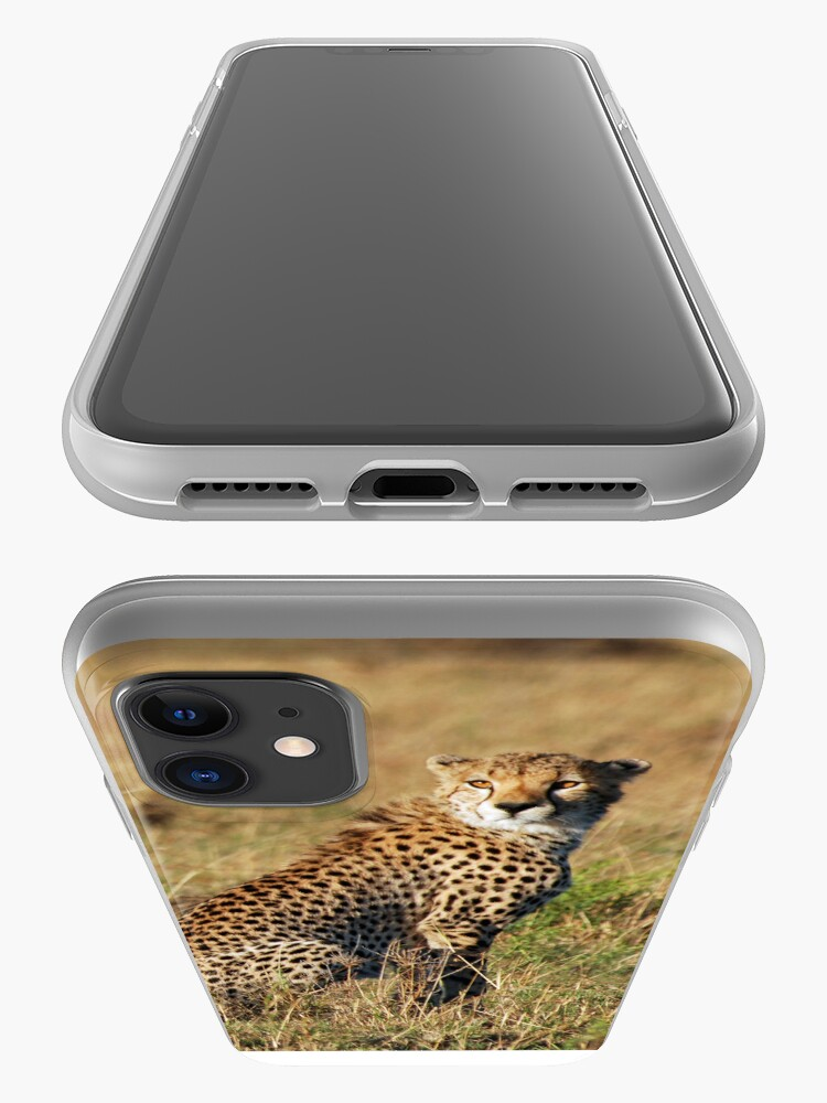 Alternate view of Cheetah iPhone cover iPhone Case & Cover
