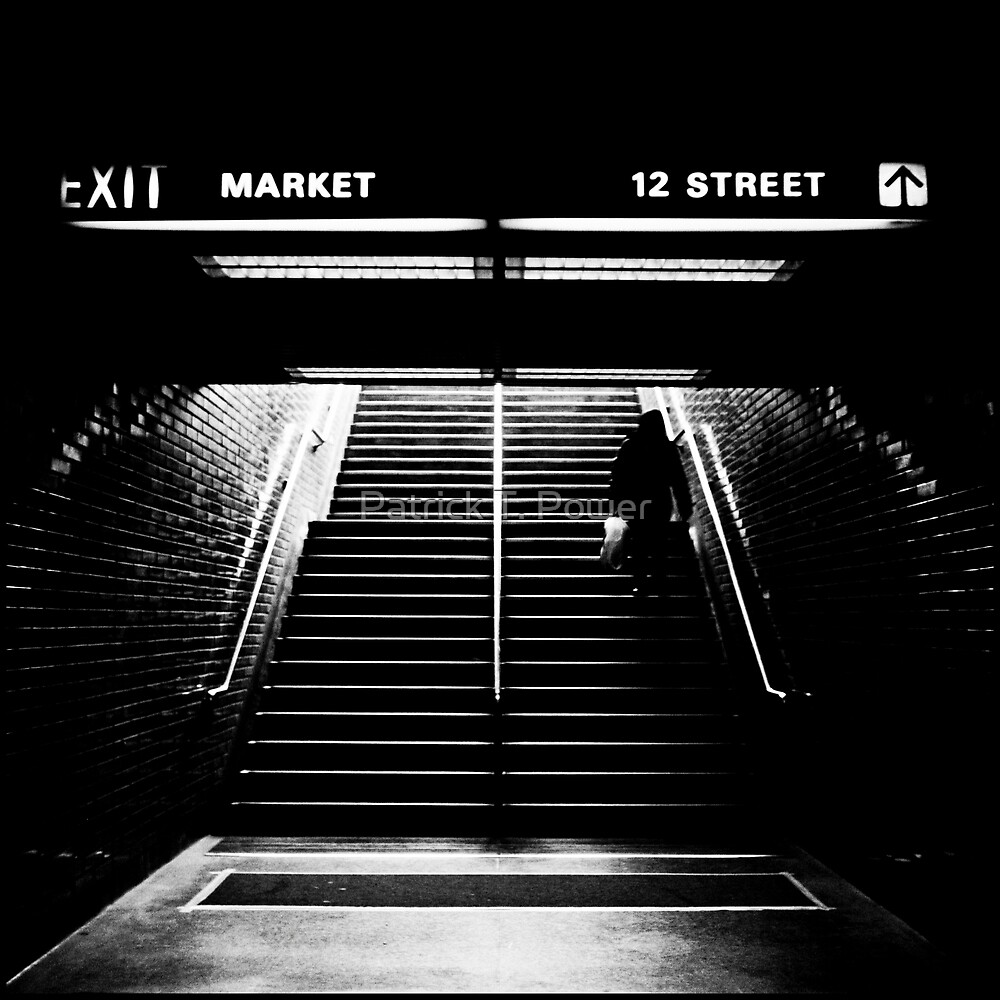 Van Ness Station by Patrick T. Power
