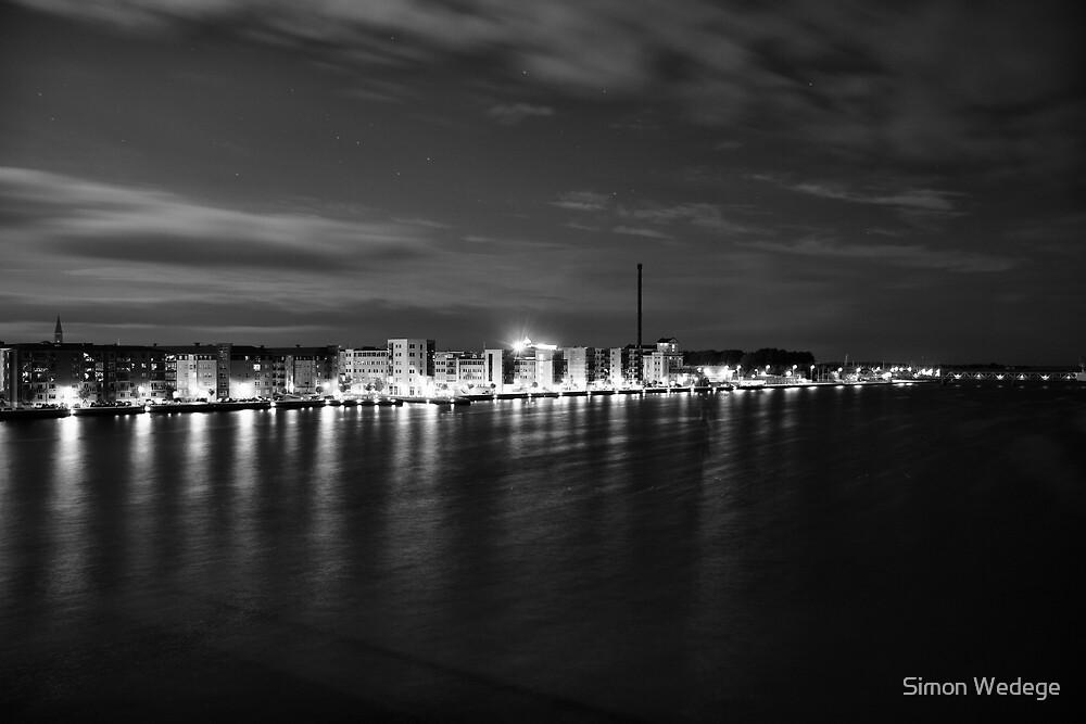 Aalborg Harbor #03 by Simon Wedege