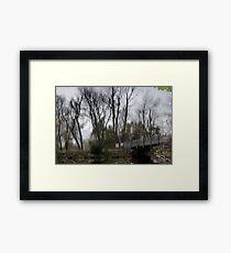 Impression of Winter Framed Print