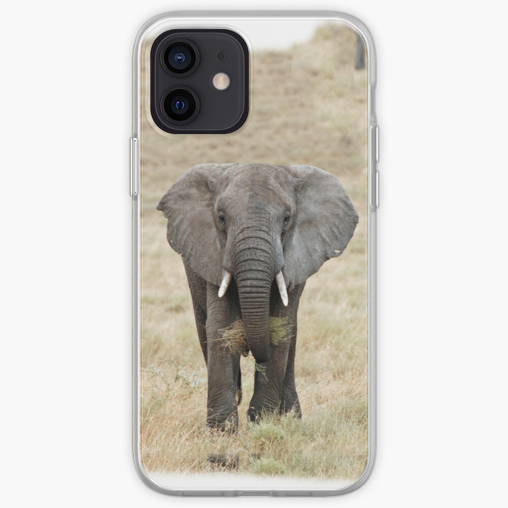 Serengeti Elephant iPhone cover iPhone Case & Cover